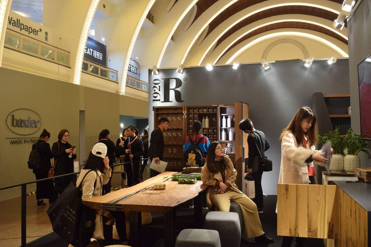 Salone del mobile shanghai 2017 04 east media for Salone mobile shanghai