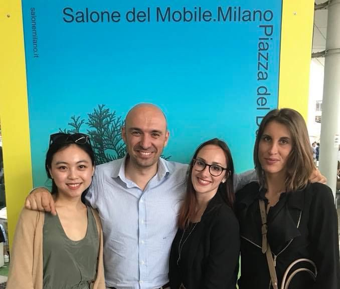 Salone del Mobile 2018 East Media
