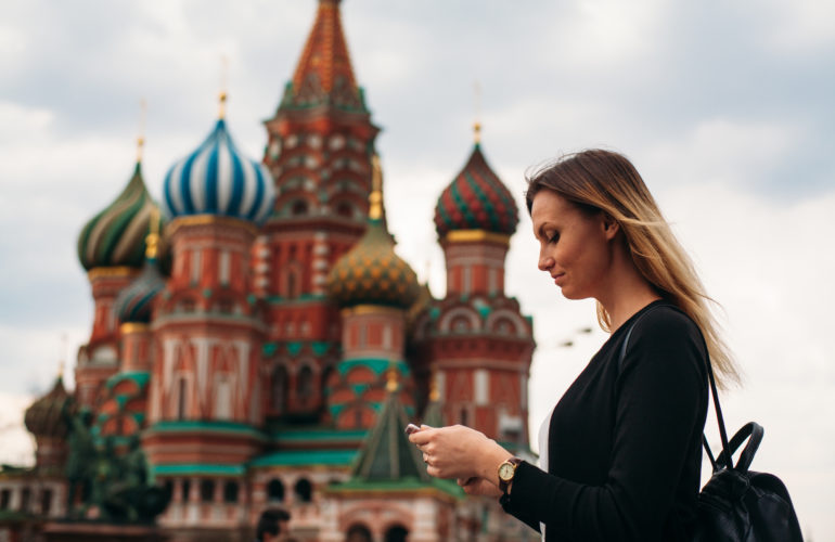 Digital marketing in Russia