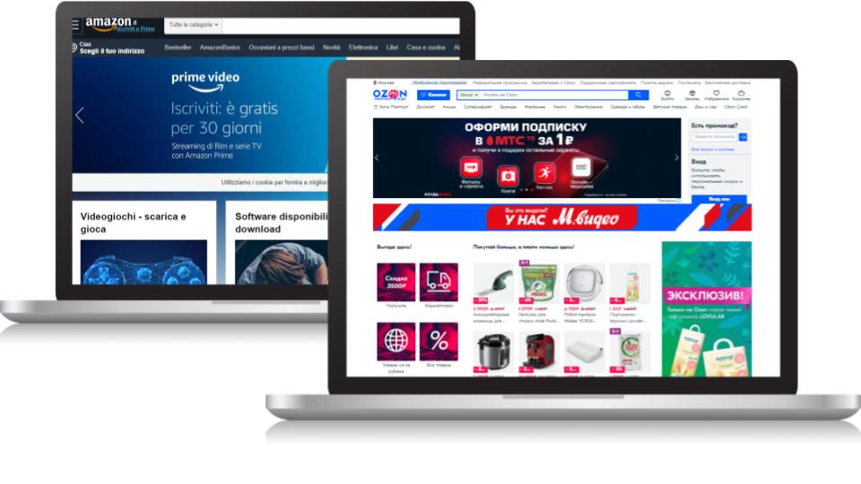 Digital marketing in Russia sito