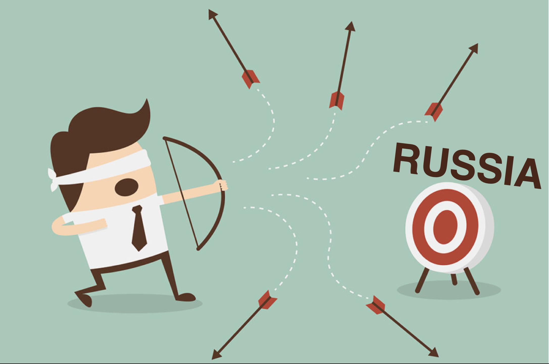 campagne digitali in Russia