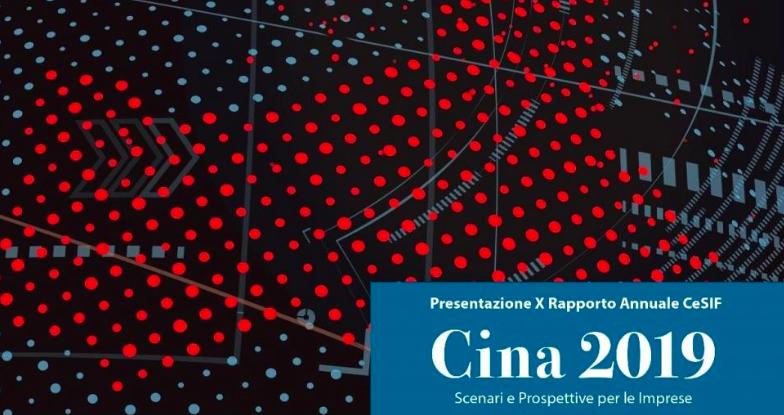 Rapporto Annuale della Fondazione Italia Cina