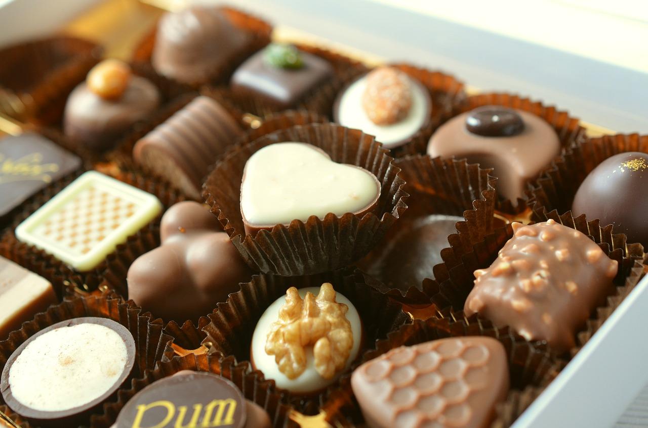 cioccolato in cina
