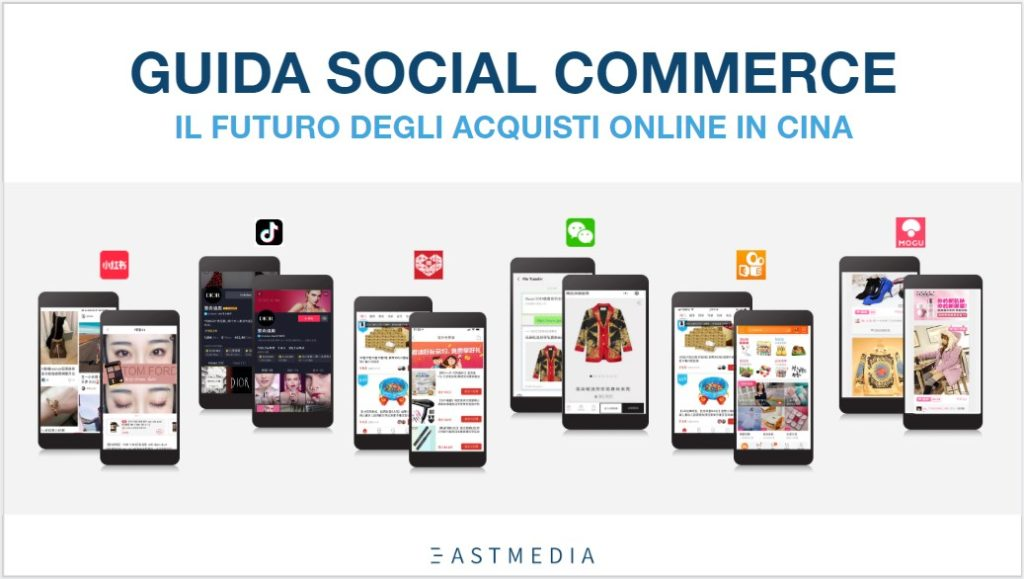 social commerce cina east media douyin e kuaishou