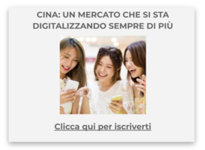Webinar digital in Cina
