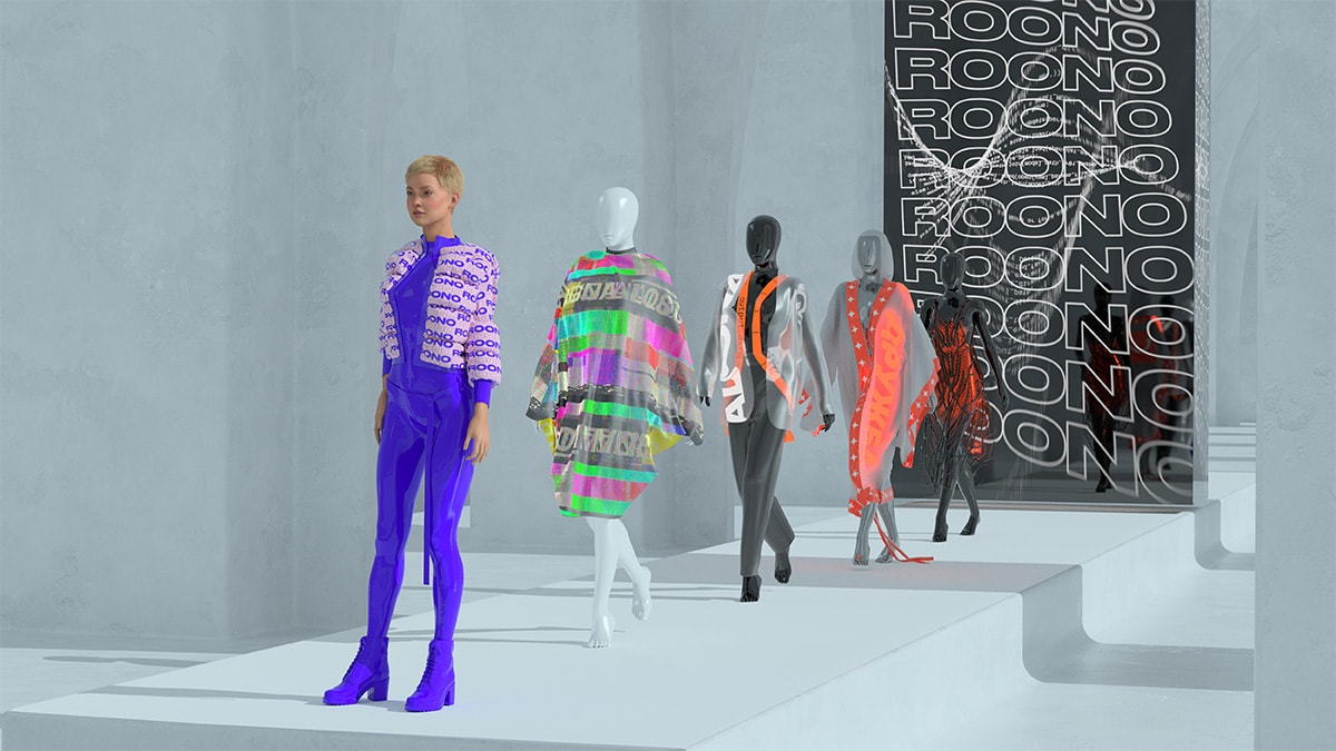Aliona Pole Aliexpress moda virtuale