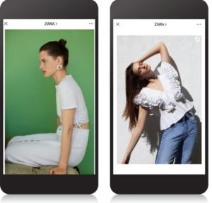 Rebranding in Cina Zara