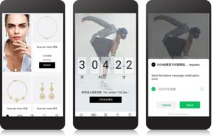 vendere in Cina Dior