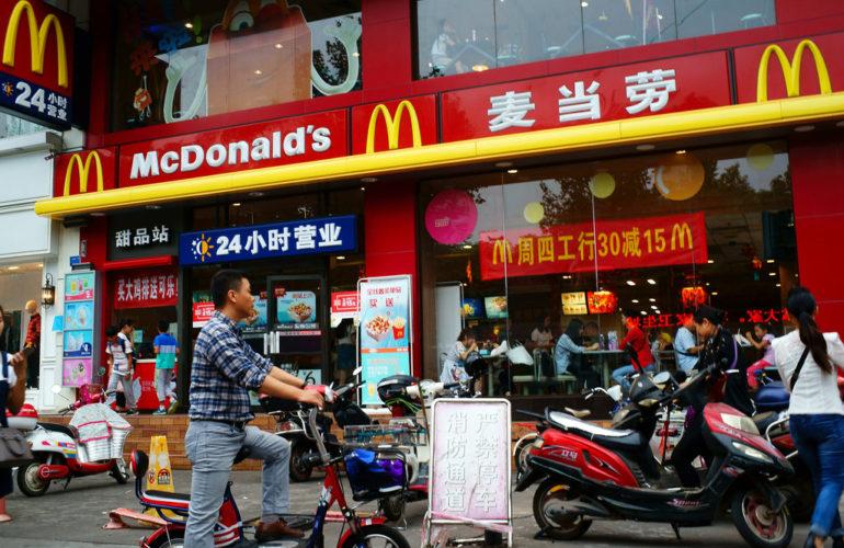 Naming dei brand in Cina