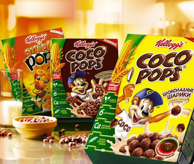 coco pops rebranding nella federazione