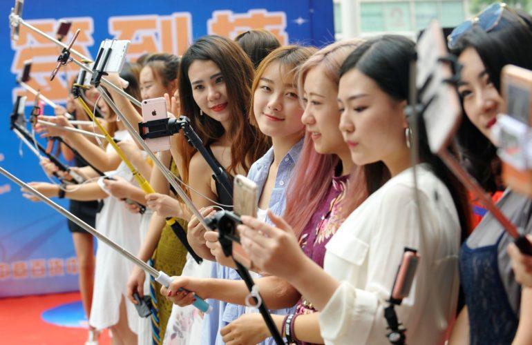 live streaming in Cina