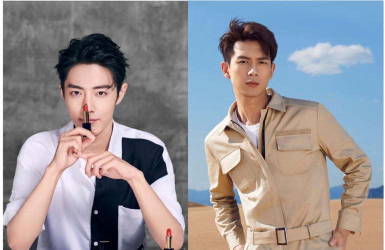 Xiao Zhang mercato maschile cinese fashion e beauty