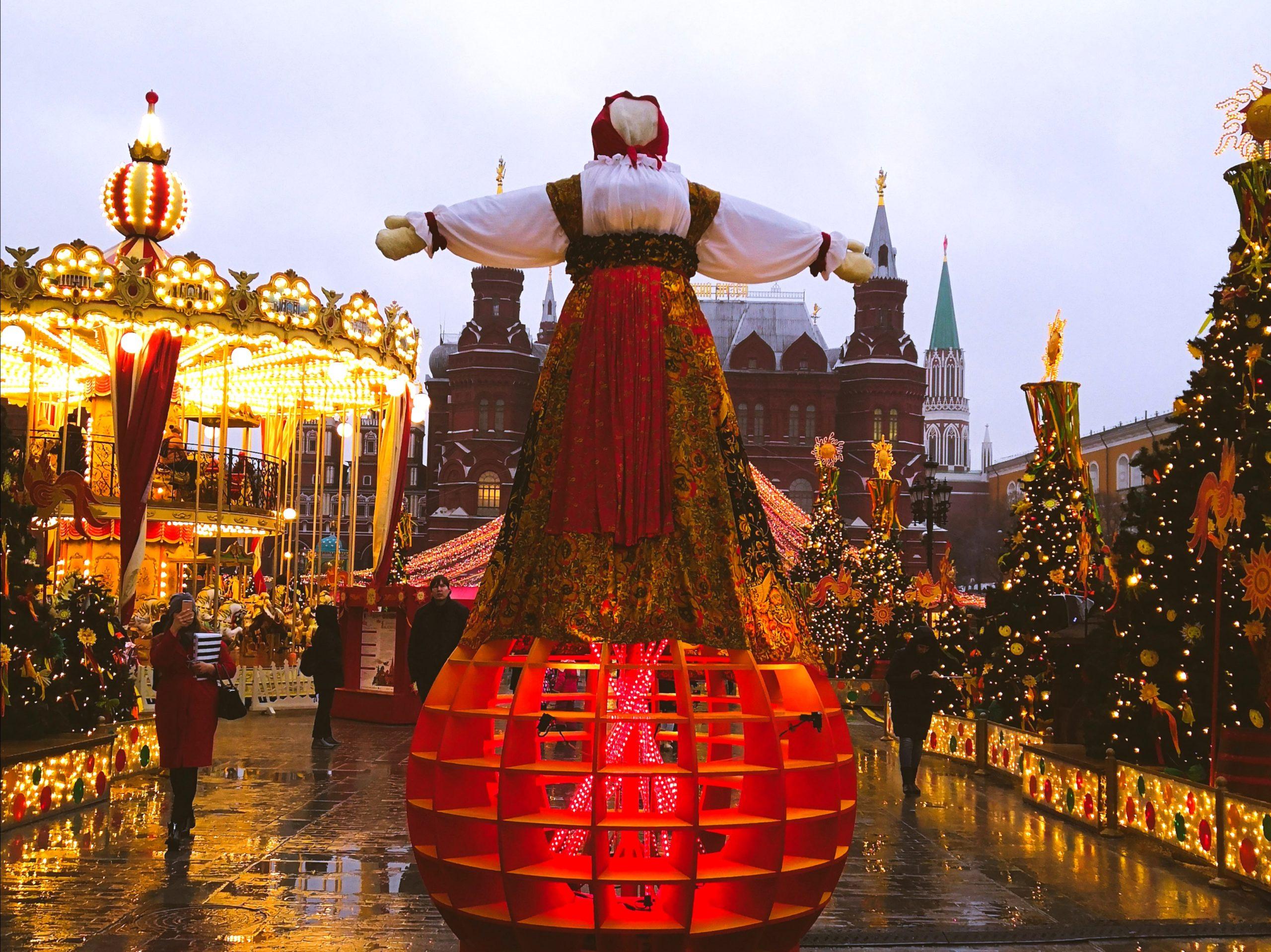 festività cinesi e russe