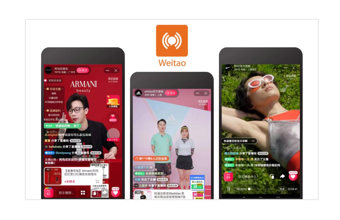 Weitao: l'App che non conoscevi per unire social ed e-commerce in Cina