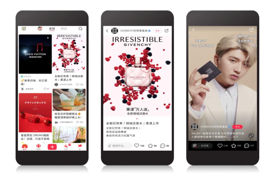 social commerce xiaohongshu