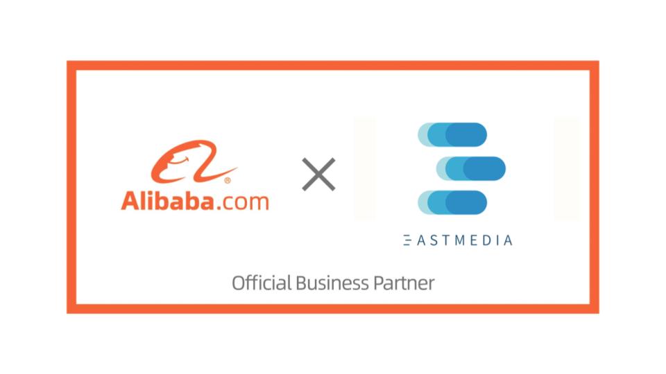 East Media è Official Business Partner di Alibaba.com