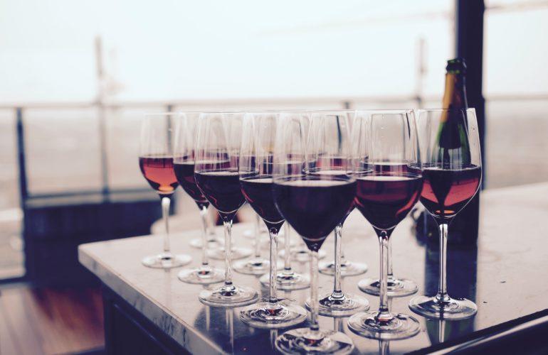 Export italiano di vino