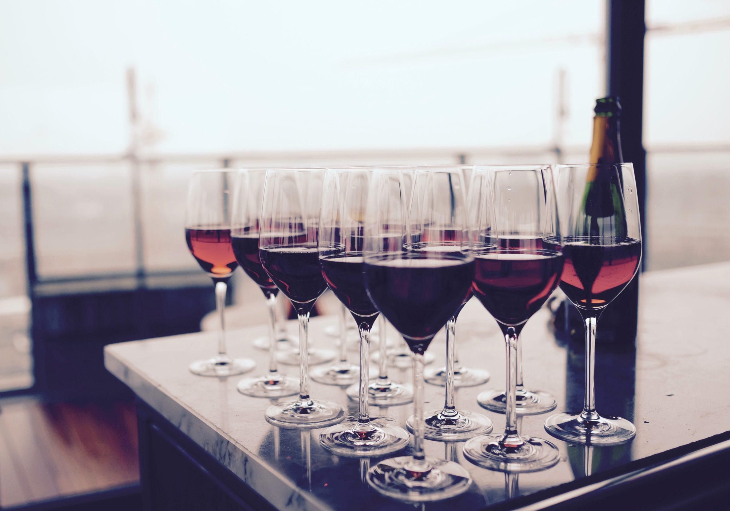 Export italiano di vino: risultati da record nel 2021